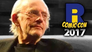 Download Meeting CHRISTOPHER LLOYD @ Rhode Island Comic Con! Video
