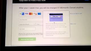 Download How to get free trials on websites like hulu plus without risking your credit card. Video