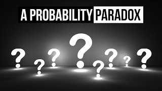 Download This May Be The Most Counterintuitive Probability Paradox I've Ever Seen | Can you spot the error? Video
