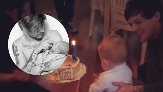 Download Louis Tomlinson Celebrates Freddie's 1st Bday After Breakup With Danielle Campbell Video