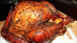 Download How To Make A Perfect Thanksgiving Turkey - Oven Roasted Turkey Recipe Video
