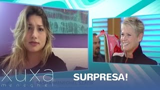 Download Surpresa! Sasha faz linda declaração no aniversário da Xuxa Video