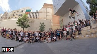 Download Go Skateboarding Day 2016 at Macba - Barcelona Video