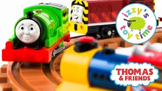 Download Thomas and Friends | Thomas Train Trackmaster and CAT Preschool Express Train | Toy Trains for Kids Video