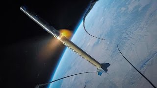 Download GoPro Awards: On a Rocket Launch to Space Video