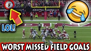 Download Worst Missed Field Goals in Football History Video