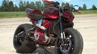 Download Big Turbo Bikes and Motorcycles 2017 Video