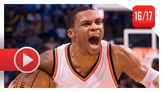 Download Russell Westbrook Full TD Highlights vs Suns (2016.10.28) - 51 Pts, 13 Reb, 10 Ast, NOT HUMAN! Video