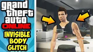 Download GTA 5 how to get invisible body/Invsible arm after patch 1 .36 Video