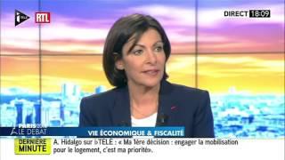 Download Le débat entre Anne Hidalgo et Nathalie Kosciusko-Morizet du 26 mars 2014 (première partie) - RTL Video