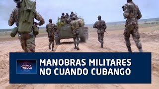 Download MANOBRAS MILITARES NO CUANDO CUBANGO Video
