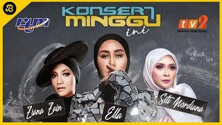 Download Siti Nordiana SEPI SEKUMTUM MAWAR MERAH, Ella KEKAL & Ziana Zain PALING COMEL Video