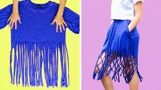 Download 22 FUN HACKS FOR SUMMER CLOTHES Video