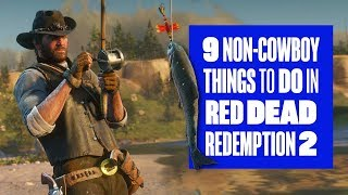 Download 9 Things You Can Do When You Aren't Being a Cowboy in Red Dead Redemption 2 Video