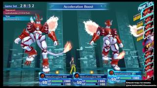 Download Digimon Story Cybersleuth: disgusting illegal one shot team Video