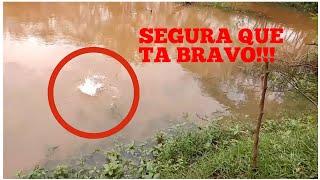 Download É SO ISCAR E ESPERAR PESCARIA!!! Video