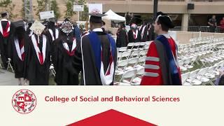 Download CSUN Commencement 2018: Social & Behavioral Sciences I Video