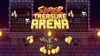 Download Super Treasure Arena - Gameplay Trailer Video