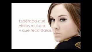 Download Adele - Someone Like You - letra en espanol Video