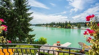 Download Sotheby's International Realty Introduces Lake Tapps, WA Luxury Waterfront Estate Video