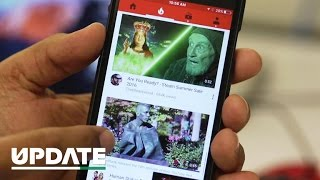 Download YouTube brings live streaming to its mobile apps (CNET Update) Video
