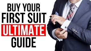 Download Look FLAWLESS In Suits | The Ultimate Guide To Buying Your First Suit Video