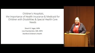 Download Children's Hospitals and the Importance of Health Insurance and Medicaid Video