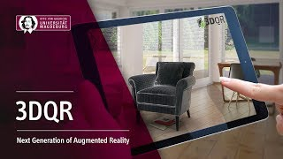 Download 3DQR - Next Generation of Augmented Reality | OVGU Video