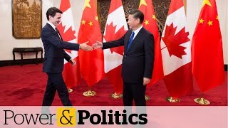 Download Canada can't ignore China, says report on trade diversification | Power & Politics Video