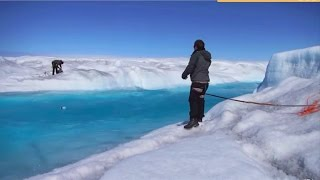 Download Latest claim: The Greenland ice sheet is growing Video