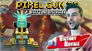 Download WINNING SQUAD GAMES ON MY OWN! 105 BATTLE ROYALE VICTORYS! | Pixel Gun 3D Video