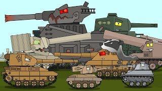 Download Топ 30 Мультики про танки Video