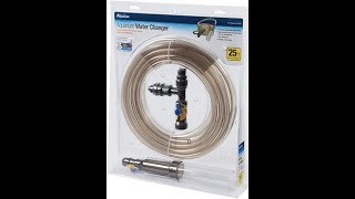 Download ″Aqueon Water Changer″... how I do my water changes, in depth. Video