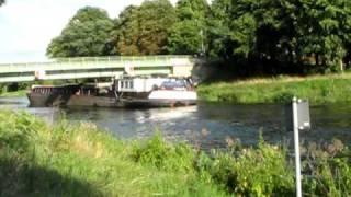 Download Passt es oder nicht // Kanalbrücke Spreenhagen Video