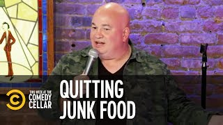 Download Why Refusing Junk Food Is Even Harder Than Kicking Heroin - This Week at the Comedy Cellar Video