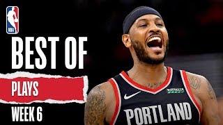 Download NBA's Best Plays From Week 6 | 2019-20 Season Video