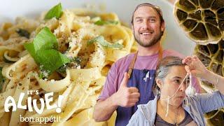 Download Brad Makes Black Garlic | It's Alive | Bon Appétit Video