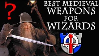 Download What medieval weapons would wizards really use? FANTASY RE-ARMED Video