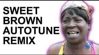 Download Sweet Brown - Ain't Nobody Got Time for That (Autotune Remix) Video