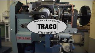 Download TRACO Shoemaking Machines // Czech Republic Video