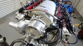 Download 700hp GM LS3 all motor V8 street engine Video