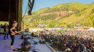 Download Samantha Fish   ″Highway's Holding Me Now″ Live at Telluride Blues & Brews Festival Video