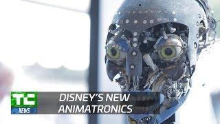Download DISNEY'S NEW ANIMATRONICS Video