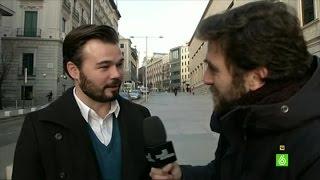 Download Gabriel Rufián, diputado ERC: ″Yo era y soy fan de usted. Para mí que se pare Gonzo es un honor″ Video