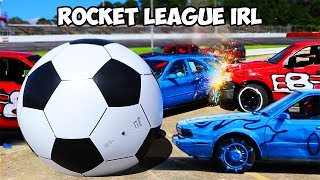 Download Playing Soccer With Real Life Cars Video