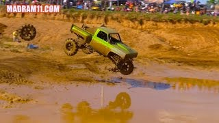 Download WILD and CRAZY HILL N HOLE RACING at WEST GEORGIA MUD PARK Video