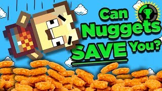 Download Game Theory: Can Chicken Nuggets SAVE YOUR LIFE?! | Kindergarten Video