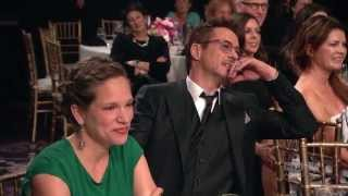 Download Jamie Foxx Invites Robert Downey Jr. to Daughter's Birthday - 2014 Britannia Awards on BBC America Video