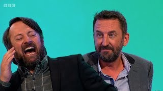 Download 'Lee Mack's Wok Around the Clock' cookbook - Would I Lie to You? Video