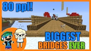 Download The Bridges Friday - BIGGEST Bridges Game Ever with 80 people and Cybernova Video